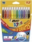 Flamastry Bic Kid Couleur